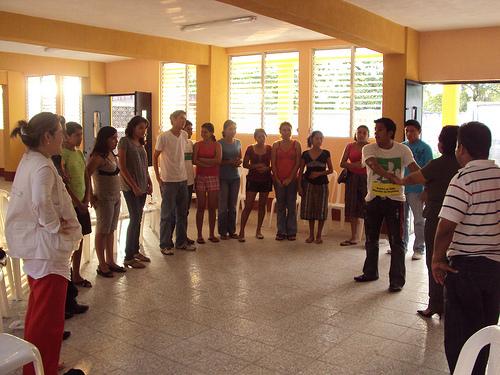 Educación de adolescentes en Guatemala