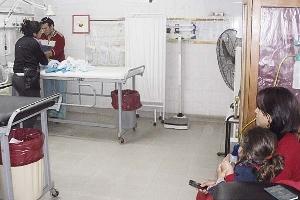 La vacunacion antigripal permitio reducir un 50 la cantidad de ninos enfermos