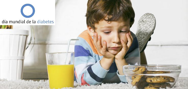 Diabetes infantil, 14 de Noviembre Día Mundial de la Diabetes